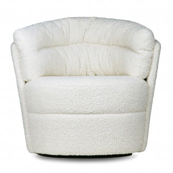 TWISTER Armchair - Cream