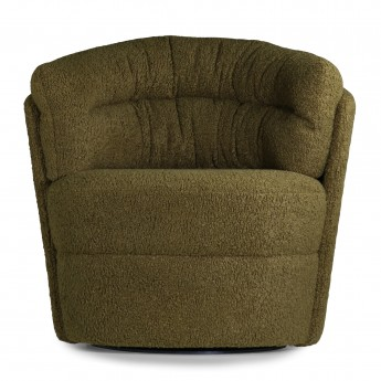 TWISTER Armchair - Green