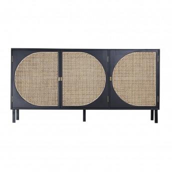 WEBBING Sideboard - Black