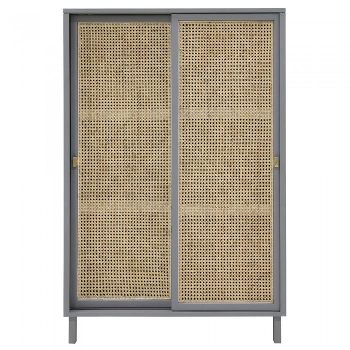 WEBBING Cabinet - Grey