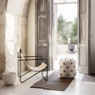 DESERT armchair solid cashmere