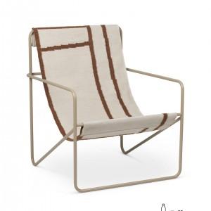 DESERT armchair shape