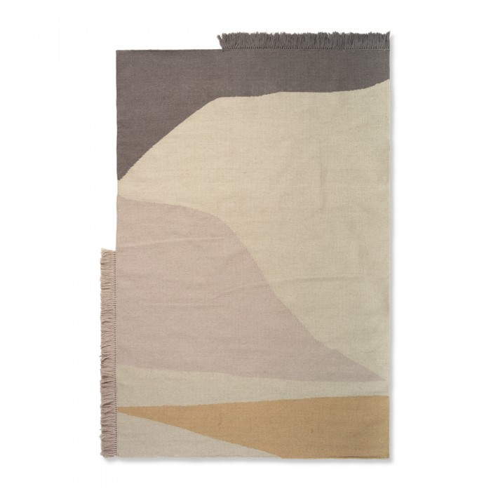COMPOSE tufted wall rug