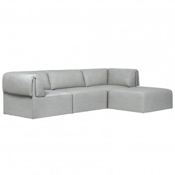WONDER sofa 2 seaters - Karakorum