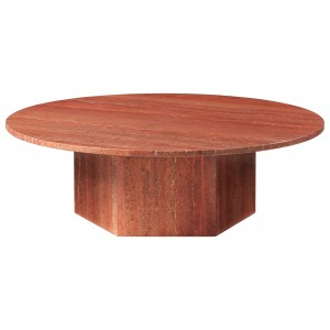 EPIC table L - travertine