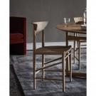 DRAW chair oiled oak