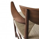 DRAW chair oiled walnut
