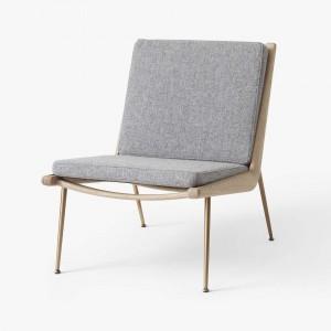 BOOMERANG HM1 armchair grey
