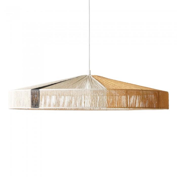 ROPE Hanging lamp - Black