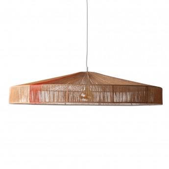 ROPE Hanging lamp - Terra