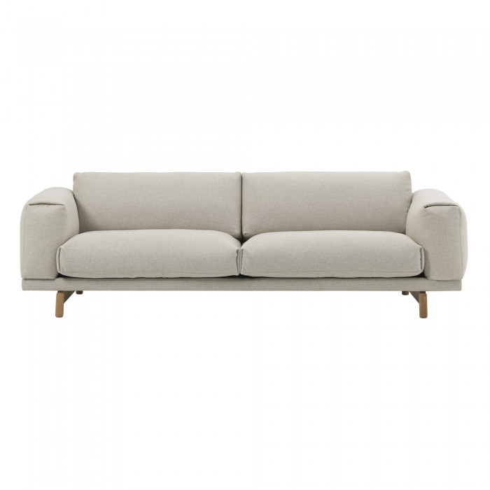 REST 3 seaters sofa - Wooly 2256