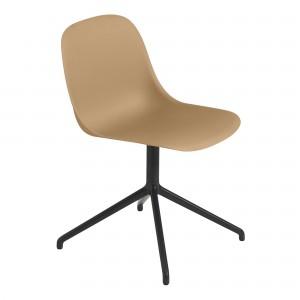 FIBER SIDE chair - Swivel base