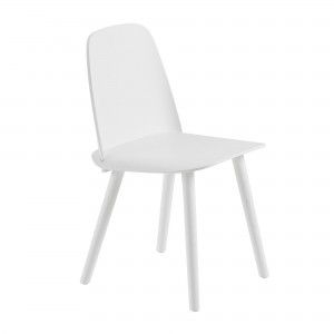Chaise NERD blanc