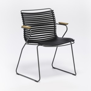 Chaise CLICK noire