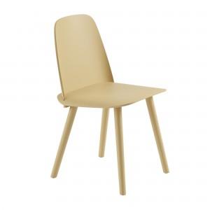 NERD chair sand yellow