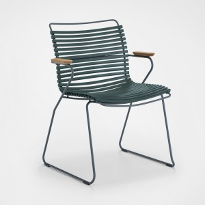 CLICK chair pine green