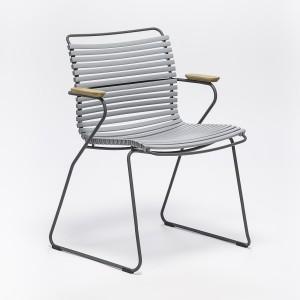 CLICK light grey chair