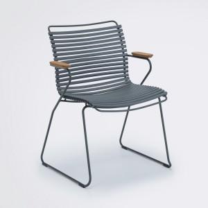 CLICK dark grey chair