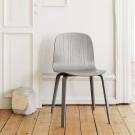 Chaise VISU pieds bois