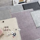 PLY off-white rug