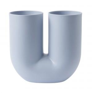 KINK Vase - Light blue