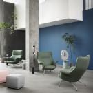 Fauteuil lounge DOZE - Ocean 80