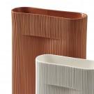 RIDGE Vase - Terracotta