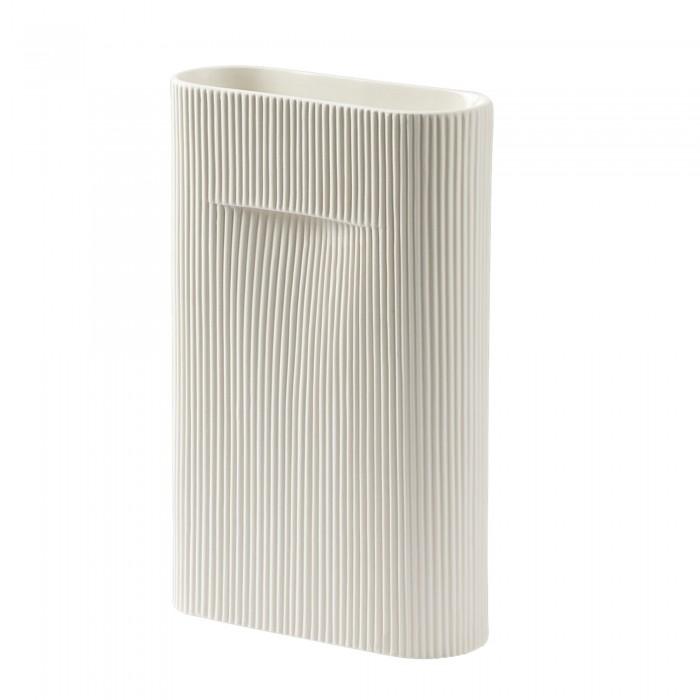 Vase RIDGE - Terracotta