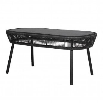 LOOP Coffee table - Black