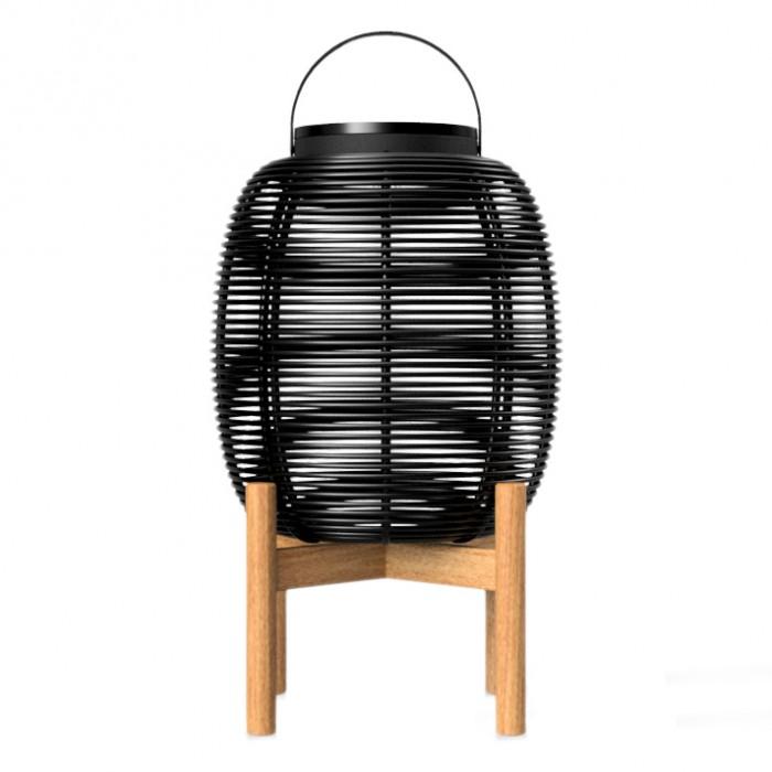 TIKA Lantern - Teak base