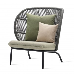 KODO COCOON Armchair - Cushion 1