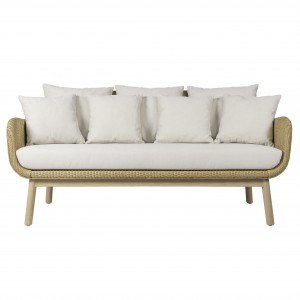 ALEX Lounge sofa - Oak
