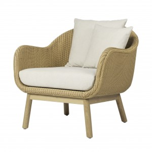 ALEX Lounge chair - Oak