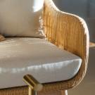 ALEX Lounge sofa - Oak