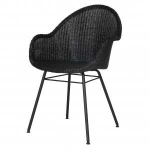 AVRIL Chair steel A base - High back