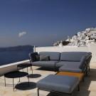 LEVEL lounge sofa right corner