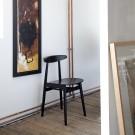 Chaise TEO - Noir