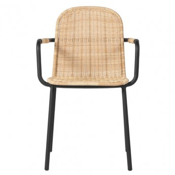 Chaise WICKED - Naturel