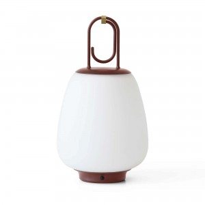 LUCCA table lamp - Maroon