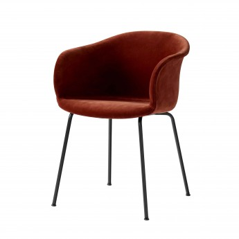 ELEFY JH28 Chair - Cognac leather