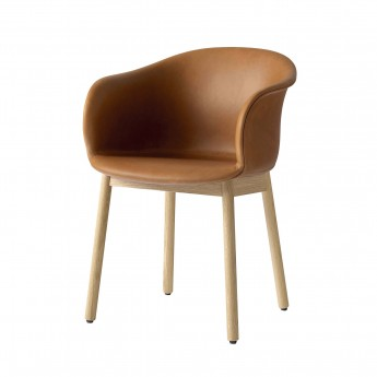 ELEFY JH230 Chair - Cognac leather