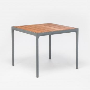 FOUR square table