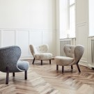 Fauteuil lounge LITTLE PETRA VB1