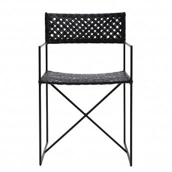 Chaise OSCAR - Noir