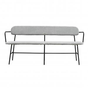 CLASSICO Bench - Light grey