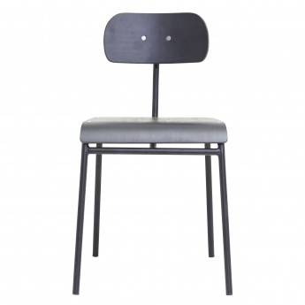 SCHOOL Chair - Black