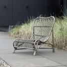COLONY Lounge armchair