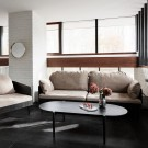 SEPTEMBRE Coffee table - Black