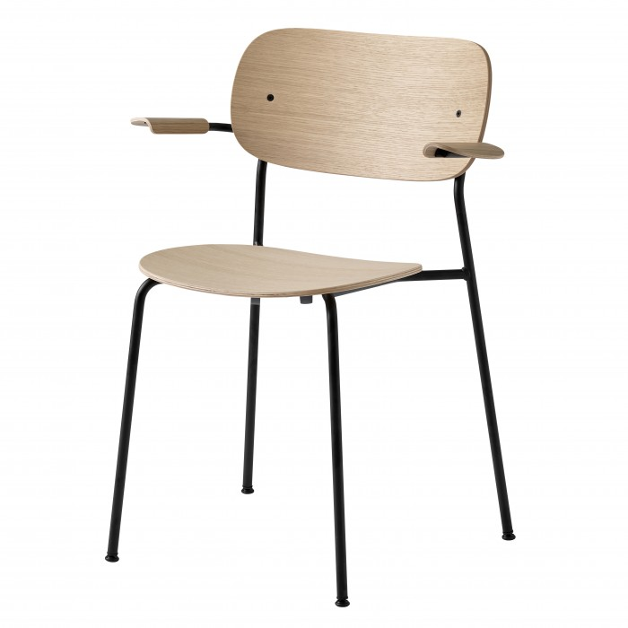CO Chair with armrests