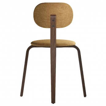 AFTEROOM PLYWOOD Chair - Upholstered